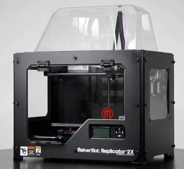 MakerBot Replicator 2X 3D�L���