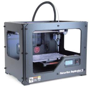 MakerBot Replicator 2  3D�C�L��