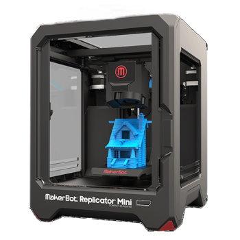 MakerBot Replicator Mini 3D�C�L��